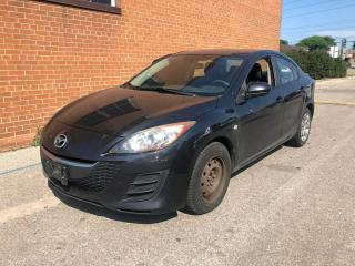 Used 2010 Mazda MAZDA3 3 for sale in Oakville, ON