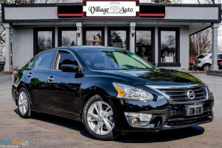 Used 2015 Nissan Altima 2.5 SV for sale in Ancaster, ON