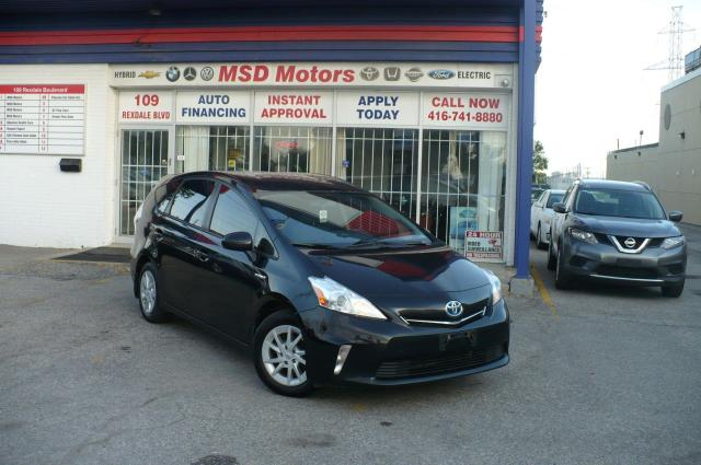 2014 Toyota Prius v BASE ONE OWNER
