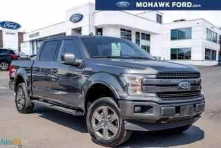 Used 2020 Ford F-150 Lariat for sale in Hamilton, ON