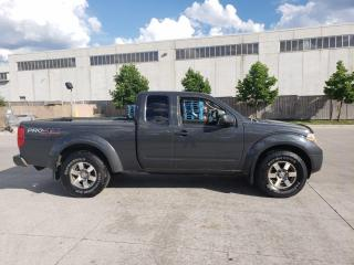 Used 2011 Nissan Frontier Pro-4X for sale in Toronto, ON