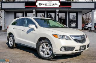 Used 2015 Acura RDX Tech Pkg for sale in Ancaster, ON