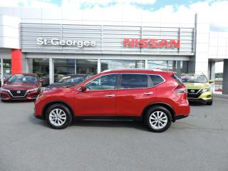 Used 2017 Nissan Rogue Traction avant 4 portes SV for sale in St-Georges, QC