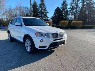 Used 2014 BMW X3 xDrive28i for sale in Surrey, BC