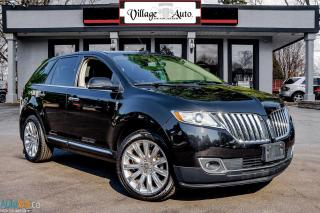 Used 2014 Lincoln MKX Base for sale in Ancaster, ON