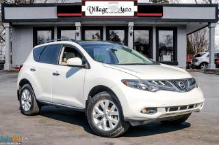 Used 2013 Nissan Murano S for sale in Ancaster, ON