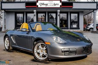 Used 2008 Porsche Boxster BASE for sale in Ancaster, ON