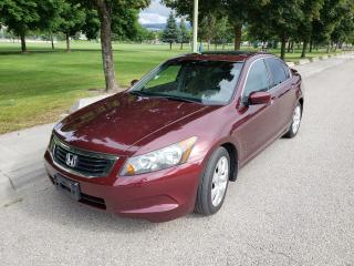 Used 2008 Honda Accord EX for sale in Kelowna, BC