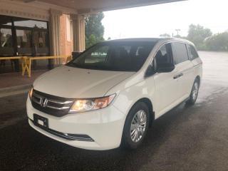 Used 2016 Honda Odyssey for sale in Windsor, ON