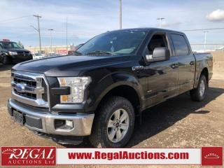 Used 2015 Ford F-150 XLT 4D SUPERCREW SWB 4WD 2.7L for sale in Calgary, AB