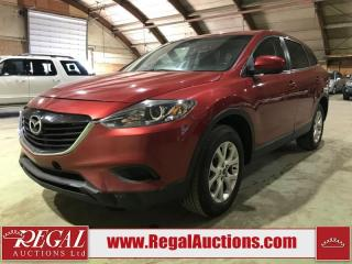 Used 2013 Mazda CX-9 GS 4D Utility for sale in Calgary, AB