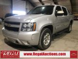 Photo of Silver 2010 Chevrolet Avalanche