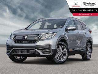 New 2020 Honda CR-V Touring for sale in Winnipeg, MB