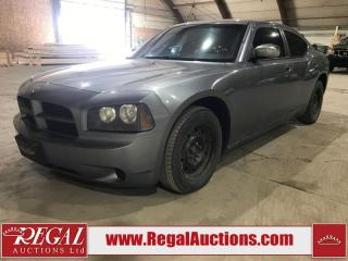 Used 2007 Dodge Charger Base 4D Sedan 2WD for sale in Calgary, AB