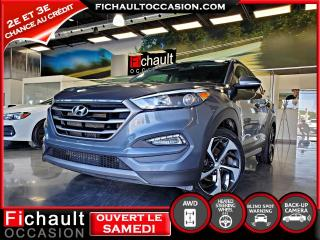 Used 2016 Hyundai Tucson 1.6L Premium AWD for sale in Châteauguay, QC