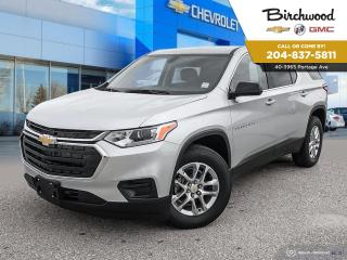 New 2020 Chevrolet Traverse LS  Costco Member Pricing! for sale in Winnipeg, MB