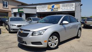 Used 2013 Chevrolet Cruze LT Turbo w/Backup Cam for sale in Etobicoke, ON
