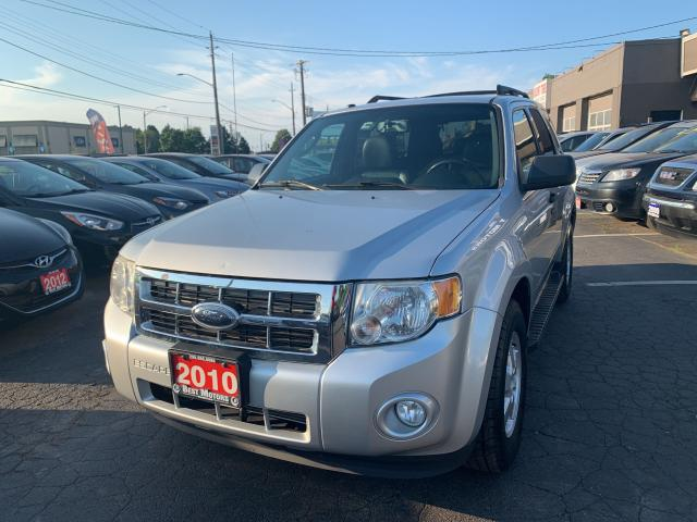 2010 Ford Escape XLT -4X4