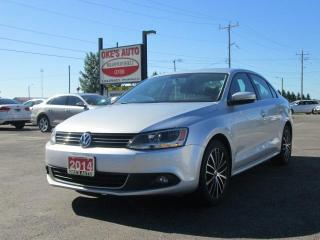 Used 2014 Volkswagen Jetta TDI for sale in Alvinston, ON
