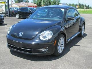 Used 2013 Volkswagen Beetle 2.0T Turbo for sale in Alvinston, ON