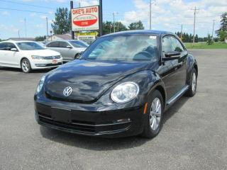 Used 2014 Volkswagen Beetle 2.0T Turbo for sale in Alvinston, ON