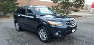 Used 2010 Hyundai Santa Fe GL W/SPORT **SUNROOF / LEATHER HEATED SEATS *** for sale in Mississauga, ON