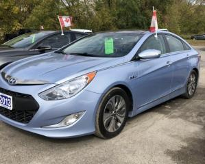 Used 2013 Hyundai Sonata Hybrid for sale in Brockville, ON