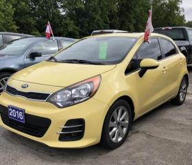 Used 2016 Kia Rio for sale in Brockville, ON