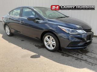 Used 2016 Chevrolet Cruze LT AUTO for sale in Listowel, ON
