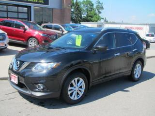 Used 2016 Nissan Rogue SV 2WD for sale in Brockville, ON