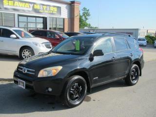 Used 2008 Toyota RAV4 Limited I4 4WD for sale in Brockville, ON