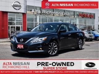 Used 2016 Nissan Altima SV   Blind Spot   Remote Start   Heated Seats for sale in Richmond Hill, ON