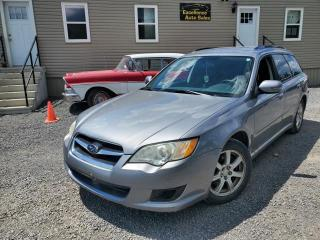 Used 2009 Subaru Legacy WAGON 2.5 i for sale in Stittsville, ON