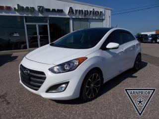 Used 2016 Hyundai Elantra GT for sale in Arnprior, ON