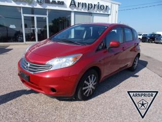 Used 2014 Nissan Versa Note 1.6 for sale in Arnprior, ON