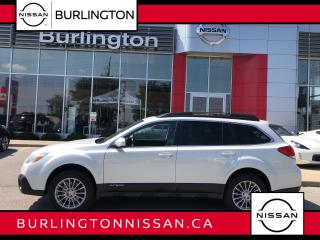 Used 2014 Subaru Outback 3.6R, Limited, ACCIDENT FREE & SNOWS on ALLOYS ! for sale in Burlington, ON