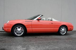 Used 2003 Ford Thunderbird 007 Limited Edition #687 for sale in Vancouver, BC