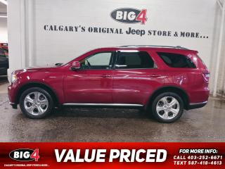 Used 2015 Dodge Durango LIMITED AWD for sale in Calgary, AB