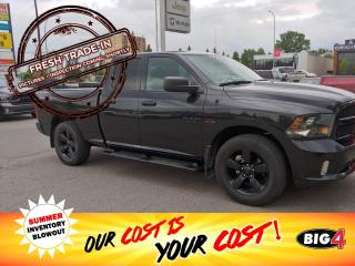 Used 2018 RAM 1500 ST for sale in Calgary, AB