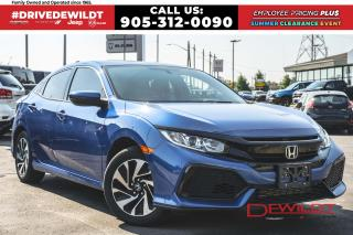 Used 2017 Honda Civic LX | ONE OWNER | EXTRA CLEAN | for sale in Hamilton, ON