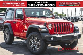 New 2020 Jeep Wrangler Sport S | HARD TOP | REMOTE START | for sale in Hamilton, ON