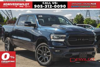 New 2020 RAM 1500 SPORT | LEATHER | PANO ROOF | 12in DISPLAY W NAV | for sale in Hamilton, ON