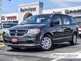 Used 2017 Dodge Grand Caravan CVP   3RD ROW STOW N GO   LEASE RETURN for sale in Burlington, ON