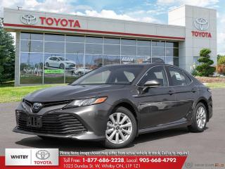New 2020 Toyota Camry Hybrid LE Hybrid LE for sale in Whitby, ON