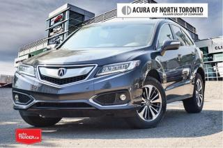 Used 2016 Acura RDX Elite at No Accident  Remote Start  Parking Sensor for sale in Thornhill, ON