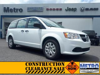New 2020 Dodge Grand Caravan CANADA VALUE PACKAGE for sale in Ottawa, ON