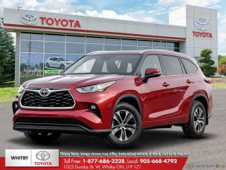 New 2020 Toyota Highlander XLE AWD EB20 for sale in Whitby, ON