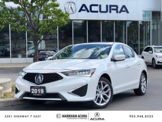 Used 2019 Acura ILX 8DCT for sale in Markham, ON