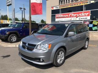 New 2020 Dodge Grand Caravan CREW PLUS / DVD / NAV/ SECURITY GRP for sale in Milton, ON
