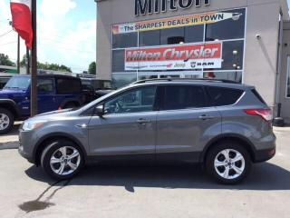 Used 2014 Ford Escape SE|TRAILER TOW|BACK UP CAMERA|HEATED SEATS for sale in Milton, ON